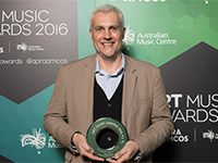 Andrew Schultz - Vocal/Choral Work of the Year