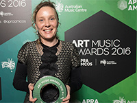 Kate Neal - Instrumental Work of the Year